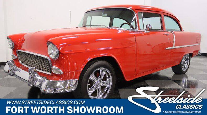 1955 Chevrolet 210 for sale in Fort Worth, TX