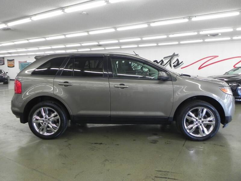 2013 Ford Edge for sale at 121 Motorsports in Mt. Zion IL