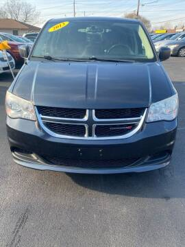 2013 Dodge Grand Caravan for sale at Right Choice Automotive in Rochester NY