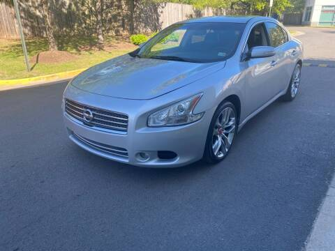 2014 Nissan Maxima for sale at Super Bee Auto in Chantilly VA