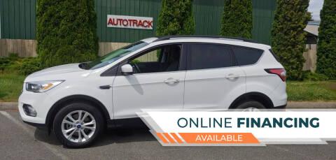 2018 Ford Escape for sale at AUTOTRACK INC in Mount Vernon WA