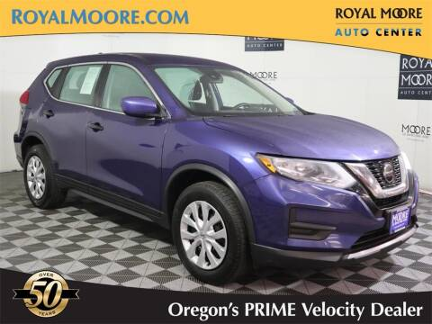 2019 Nissan Rogue for sale at Royal Moore Custom Finance in Hillsboro OR