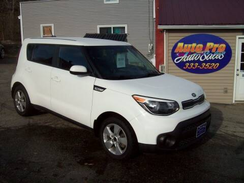 2017 Kia Soul for sale at Auto Pro Auto Sales-797 Sabattus St. in Lewiston ME