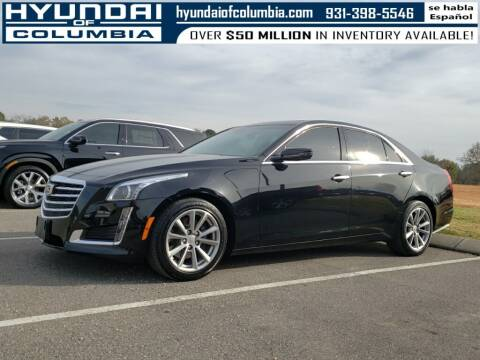 2019 Cadillac CTS for sale at Hyundai of Columbia Con Alvaro in Columbia TN