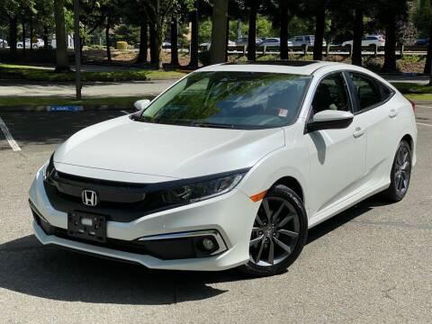 2019 Honda Civic for sale at Mudarri Motorsports in Kirkland WA