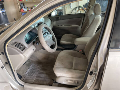 2002 Toyota Camry for sale at Anthony's Car Company in Racine WI