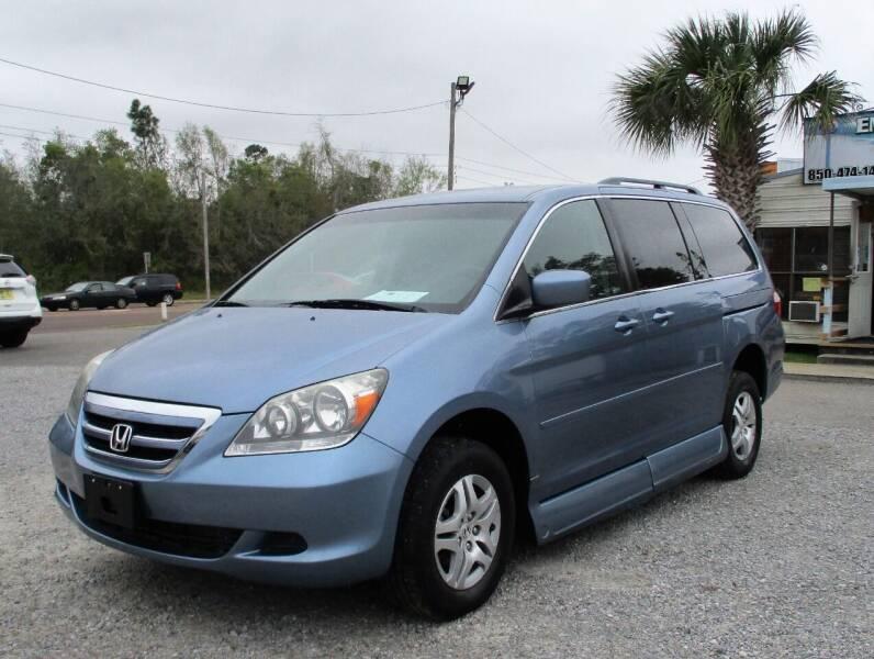 2007 Honda Odyssey for sale at Emerald Coast Auto Group LLC in Pensacola FL