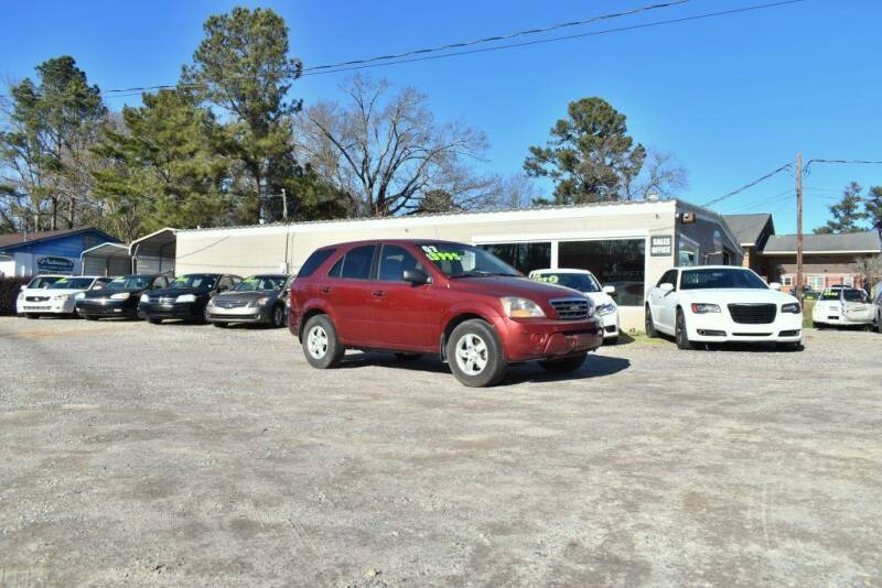 2007 Kia Sorento for sale at Barrett Auto Sales in North Augusta SC