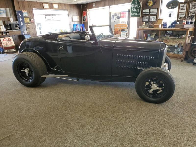 1930 Ford Roadster for sale at KUDICK AUTOMOTIVE in Coleman WI