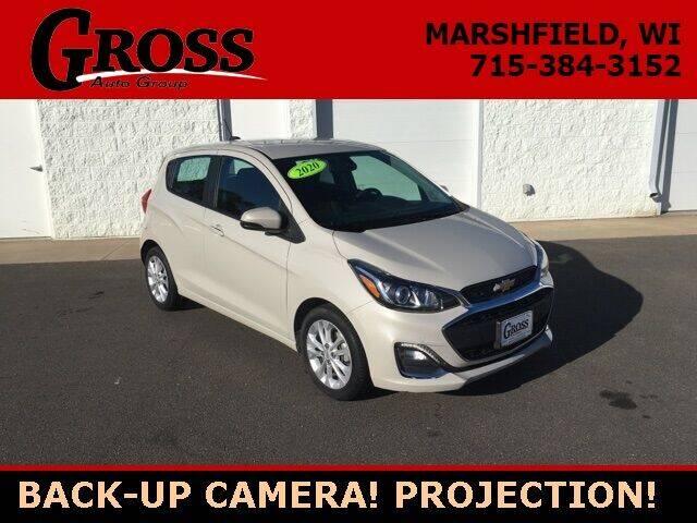 2020 Chevrolet Spark for sale at Gross Motors of Marshfield in Marshfield WI