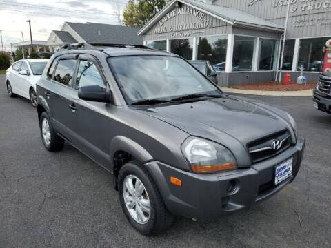 2009 Hyundai Tucson for sale at Empire Alliance Inc. in West Coxsackie NY