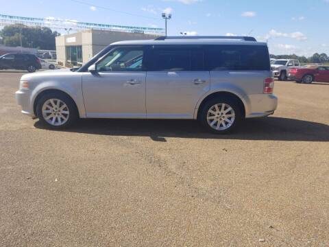 2010 Ford Flex for sale at Frontline Auto Sales in Martin TN