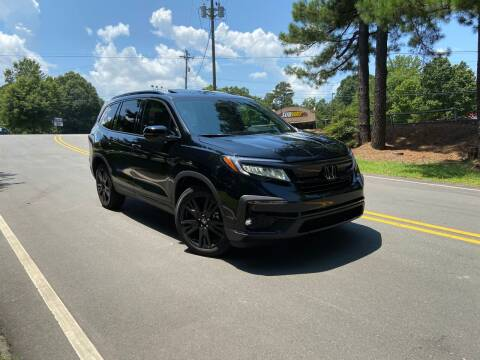 2020 Honda Pilot for sale at THE AUTO FINDERS in Durham NC