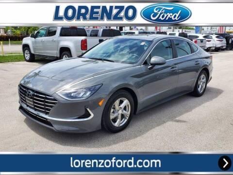 2021 Hyundai Sonata for sale at Lorenzo Ford in Homestead FL