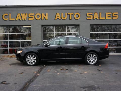 2009 Volvo S80 for sale at Clawson Auto Sales in Clawson MI