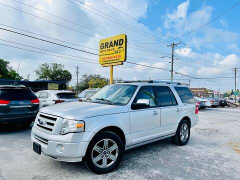 2010 Ford Expedition for sale at Grand Auto Sales in Tampa FL
