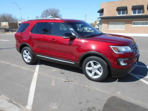 2016 Ford Explorer for sale at Creighton Auto & Body Shop in Creighton NE