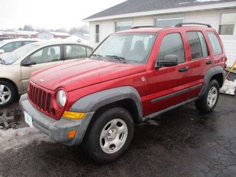 2007 Jeep Liberty for sale at KAISER AUTO SALES in Spencer WI