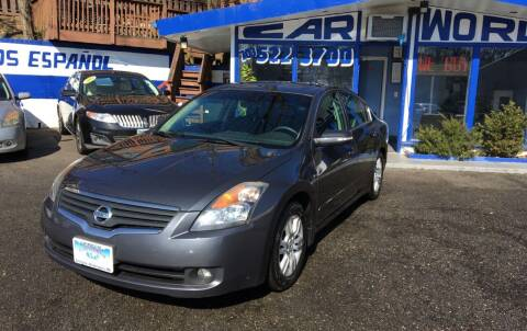 2007 Nissan Altima for sale at Car World Inc in Arlington VA