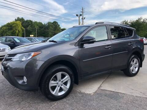 2014 Toyota RAV4 for sale at Capital Motors in Raleigh NC