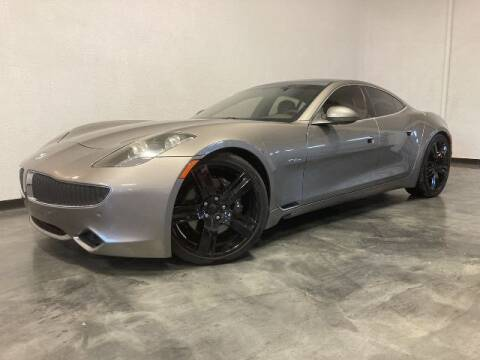 2012 Fisker Karma for sale at BLACK LABEL AUTO FIRM in Riverside CA