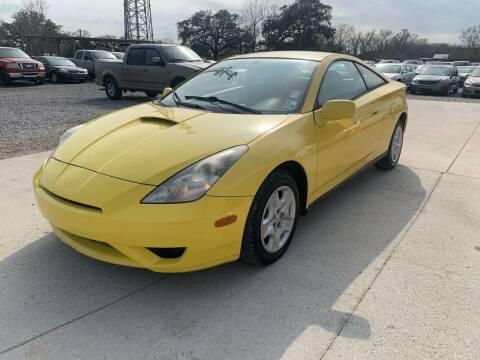 2004 Toyota Celica for sale at Bayou Motors Inc in Houma LA