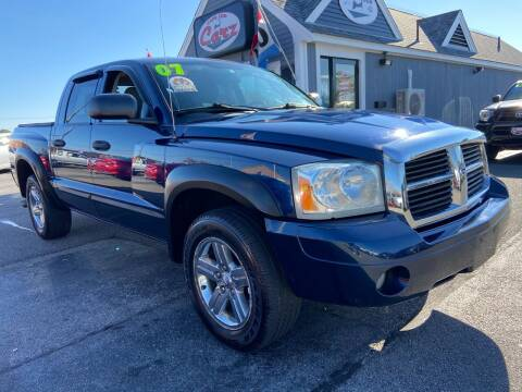2007 Dodge Dakota for sale at Cape Cod Carz in Hyannis MA