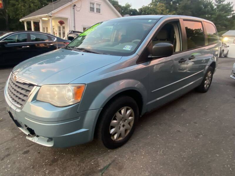 2008 Chrysler Town and Country for sale at A & R Used Cars in Clayton NJ