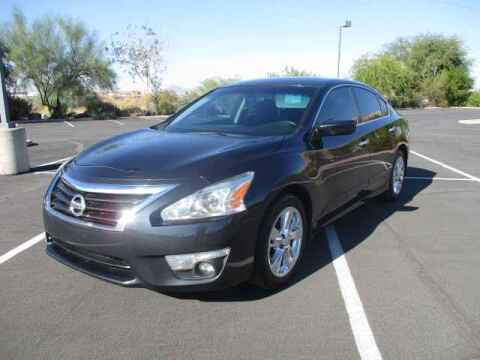 2015 Nissan Altima for sale at Corporate Auto Wholesale in Phoenix AZ