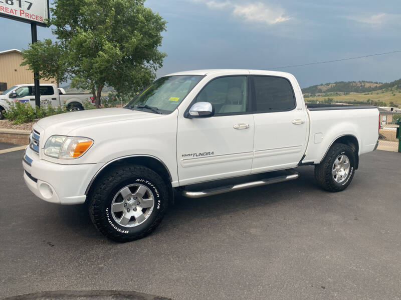 2006 Toyota Tundra for sale at Big Deal Auto Sales in Rapid City SD
