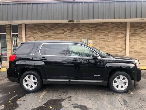 2011 GMC Terrain for sale at Arandas Auto Sales in Milwaukee WI