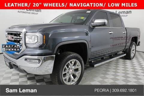 2018 GMC Sierra 1500 for sale at Sam Leman Chrysler Jeep Dodge of Peoria in Peoria IL