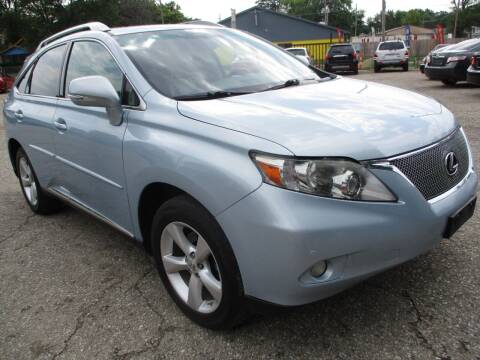 2011 Lexus RX 350 for sale at Dons Carz in Topeka KS