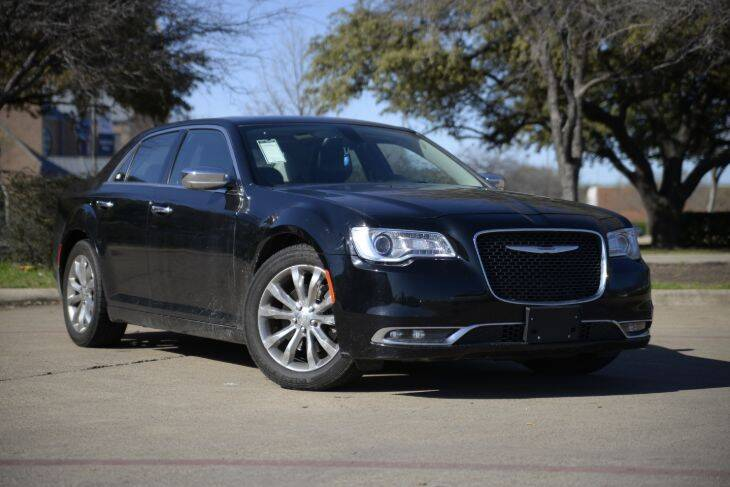 2015 Chrysler 300 for sale at Legacy Autos in Dallas TX