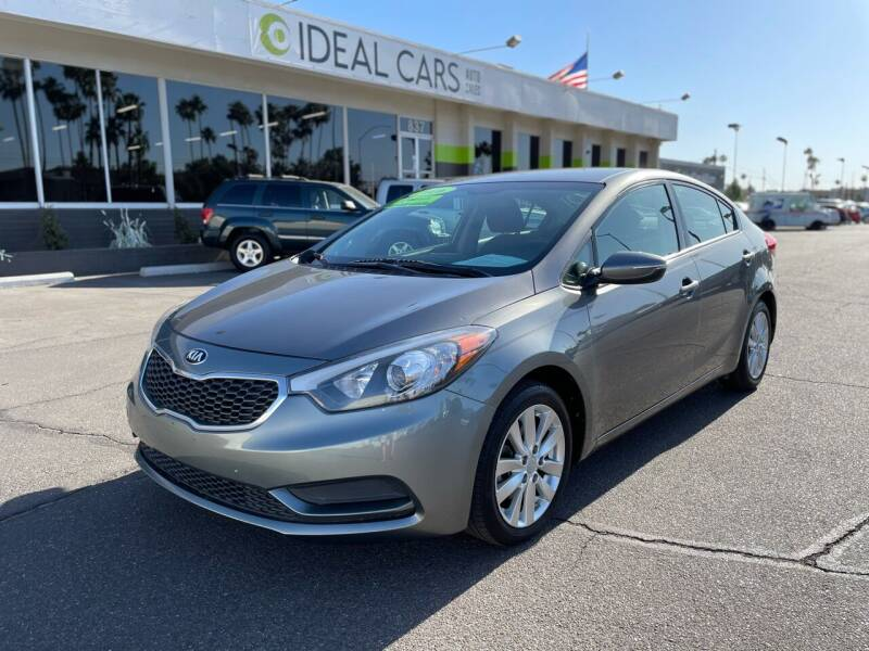 2016 Kia Forte for sale at Ideal Cars East Mesa in Mesa AZ