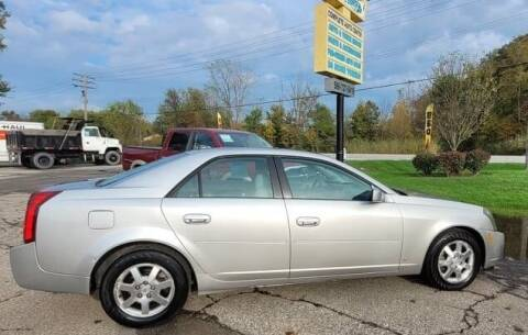 2006 Cadillac CTS for sale at JEREMYS AUTOMOTIVE in Casco MI