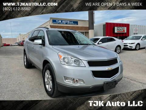 2012 Chevrolet Traverse for sale at TJK Auto LLC in Omaha NE