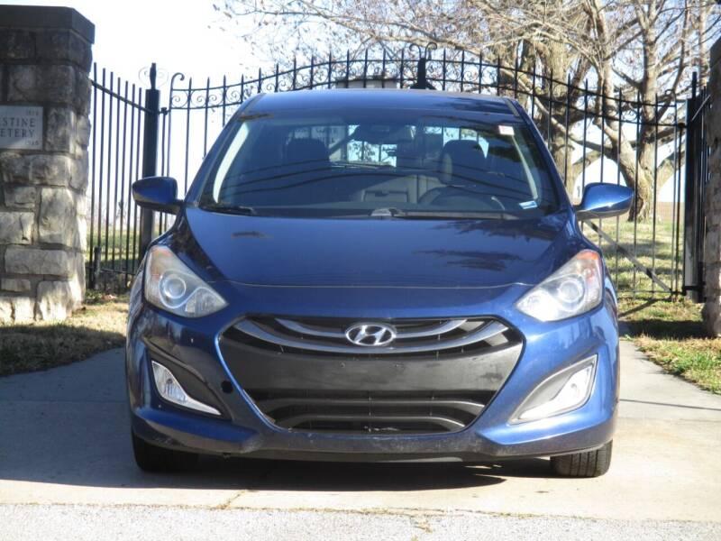 2013 Hyundai Elantra GT for sale at Blue Ridge Auto Outlet in Kansas City MO