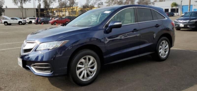 2018 Acura RDX for sale at Destination Motors in Temecula CA