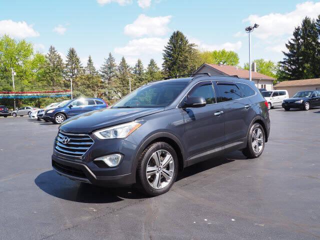 2014 Hyundai Santa Fe for sale at Patriot Motors in Cortland OH