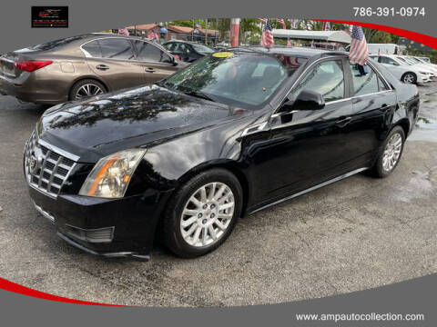 2013 Cadillac CTS for sale at Amp Auto Collection in Fort Lauderdale FL