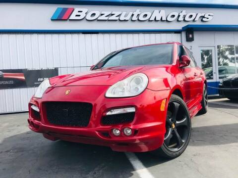 2005 Porsche Cayenne for sale at Bozzuto Motors in San Diego CA
