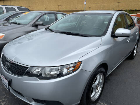 2011 Kia Forte for sale at CARZ in San Diego CA