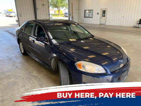 2009 Chevrolet Impala for sale at Government Fleet Sales - Buy Here Pay Here in Kansas City MO