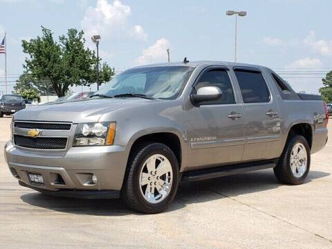 2008 Chevrolet Avalanche for sale at Tyler Car  & Truck Center in Tyler TX