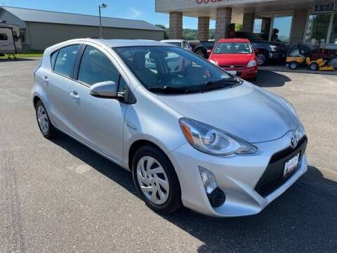 2015 Toyota Prius c for sale at Osceola Auto Sales and Service in Osceola WI