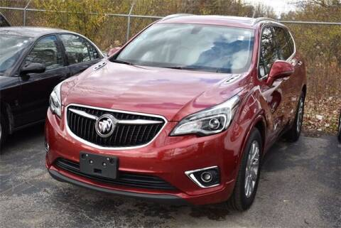 2019 Buick Envision for sale at BOB ROHRMAN FORT WAYNE TOYOTA in Fort Wayne IN