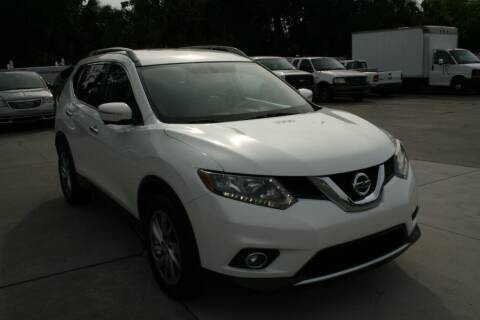 2014 Nissan Rogue for sale at Mike's Trucks & Cars in Port Orange FL
