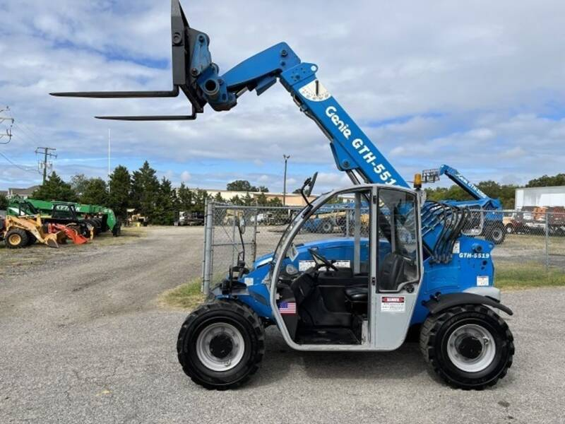 2014 Genie® GTH™-5519 for sale at Vehicle Network - Ironworks Trading Corp. in Norfolk VA