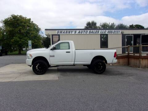2017 RAM Ram Pickup 2500 for sale at Swanny's Auto Sales in Newton NC